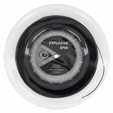 Dunlop Explosive Spin 17 G Tennis String Reel (Black) Auth Dealer w/ Warranty