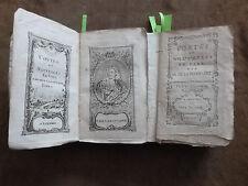 J. DE LA FONTAINE. CONTES ET NOUVELLES en vers. Londres. JEAN NOURSE.1769.en 2 v