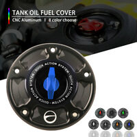 CNC Racing Fuel Gas Tank Cover Cap Case for DUCATI PANIGALE V4 V4S SPECIALE V4R
