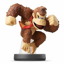 WorldWide Shipment  amiibo Donkey Kong (Super Smash Brothers Nintendo Wii U3DS