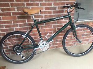 """1985 cannondale sm600 mountain bike suntour xc Hatta Kongo 18"""" Vintage"""