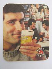 Beer Pub Bar Coaster <> Stella Artois <> Antwerpen, BELGIUM Brewery <> Anno 1366