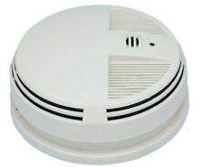 Smoke Detector Hidden Spy Nanny Side View Battery HD WIFI IR Night Vision Camera