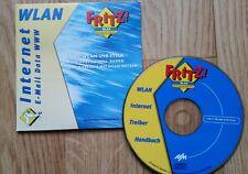 AVM Fitz Wlan Treiber CD Windows XP/2000