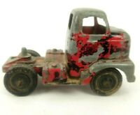 Vintage TOOTSIETOY #24 Metal Truck Cab Red Made in USA!