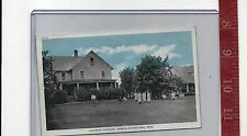 Vintage Geneva-on-the-Lake post card Colonial Cottage FREE SHIPPING