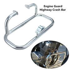 Engine Guard Mounted Highway Crash Bar Metal Protect Fit for Honda Rebel 250