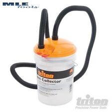 Triton Dust Collection Bucket 23Ltr sawdust vacuum cleaners DCA300 330055