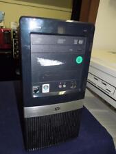 HP COMPAQ DX2450 MICROTOWER COMPUTER TOWER 160GB HARD DRIVE 3GB RAM