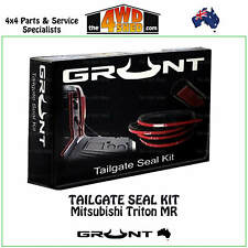 Tailgate Rubber Seal Kit fit Mitsubishi Triton MR