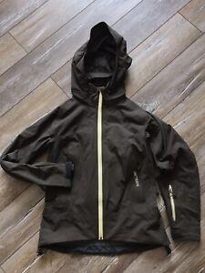 Arcteryx Stingray Womens Jacket Gore-tex Recco Ski Brown XS-S Rare