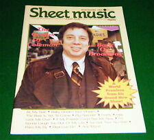 1989 Sheet Music EASY PLAY: Piano Accordion, Guitar Chords BIG SPENDER, Magazine