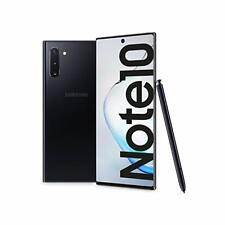"""Samsung Galaxy NOTE 10 6.3"""" 8+256GB ITALIA NUOVO Dual Sim AURA BLACK SM-N970F/DS"""
