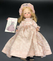 vintage Madame Alexander Doll Vintage 1561 Madame Doll with tag Pink Dress