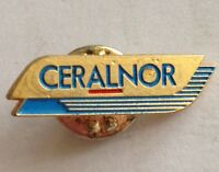 Ceralnor French Brand Pin Badge Rare Vintage Advertising (F10)