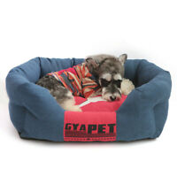 Self-Warming Cat and Dog Bed Cushion for Small Medium Dogs (S-L) D195