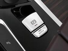 ABS Console Gear Shift Handbrake P AUTO Button Cover Trim for BMW X3 G01 2018