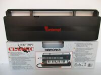 DIAMONICA BONTEMPI MP 426 CON 25 TASTI + CUSTODIA