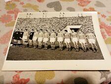 ROMANIA - YUGOSLAVIA 1:1, 1969, ROMANIA NATIONAL FOOTBALL TEAM, ORIGINAL PHOTO