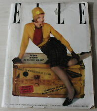 ELLE - N°899 de Mars 1963 - Johnny, Belmondo...