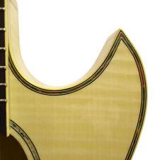Guvnor GA575CE Electro Acoustic Guitar Slim Florentine Cutaway Flame Maple Z00