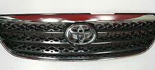 Toyota Corolla Matrix Radiator Grille Chrome              OEM Toyota 53100-02090