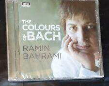 Ramin Bahrami  - The Colours Of Bach - Cd
