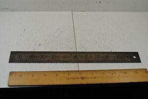 Vintage Starrett No.414  12 inch Rule
