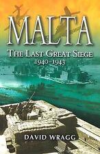 MALTA: The Last Great Siege 1940 - 1943 (Battleground), Malta, World War II, His