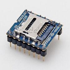 U-disk audio player TF SD card voice module MP3 Sound module WTV020-SD-16P