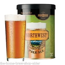 Mr Beer Northwest Pale Ale Beer Kit Refill Mix - Home Brewing - Making 8 litres