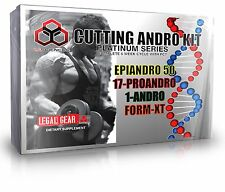 LG Sciences CUTTING ANABOLIC KIT Complete 6 Week Lean Muscle Cycle with PCT
