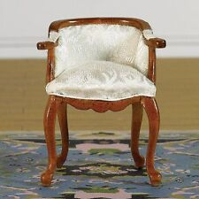 Dolls House Emporium Dolls House Accessory 1:12th Scale Desk Chair 5975 New