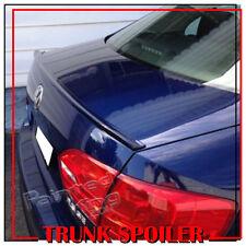 Painted Volkswagen VW Jetta MK6 TDI 11+ trunk lip spoiler *LP5W Tempest Blue Met