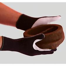 13 paire de gant travail tricot driver Lebon CUIR fleur naturelle de bovin T 10