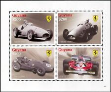 Guyana 2009 FERRARI/RACING/Auto/GP/F1/Grand Prix/trasporto 4 V M/S (n38211t)