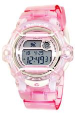 Casio  Baby-G   BG-169R-4 Women's  World  Time  Digital   Led  Light Watch BG169