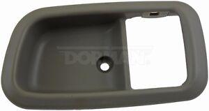 Interior Door Handle Bezel Front Left Dorman 91361 fits 00-06 Toyota Tundra