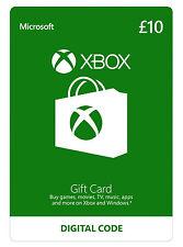 Microsoft Xbox One Live Gift Card