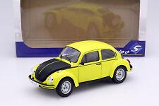 Volkswagen VW Beetle 1303 GSR Baujahr 1972 gelb / schwarz 1:18 Solido
