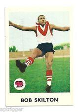 1965 Scanlens (17) Bob SKILTON South Melbourne Near Mint