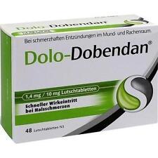 DOLO-DOBENDAN 1,4 mg/10 mg Lutschtabletten 48 St PZN 6865787
