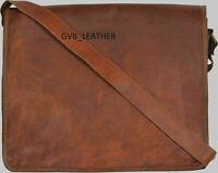 handbag shoulder messager bag Travel busines Wild briefcase Genuine Leather
