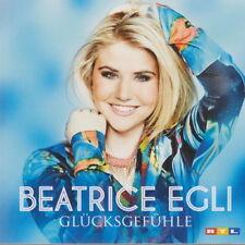 Beatrice Egli Glücksgefühle (Ist doch alles egal) 2013 Polydor CD Album