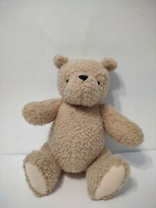 """Gund Classic Pooh Winnie Fully Jointed 11"""" Teddy Bear Plush Toy Sweater"""
