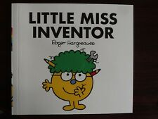 Little Miss Inventor by Roger Hargreaves (Paperback)