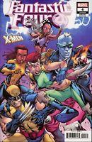 Fantastic Four #4 Uncanny X-Men Variant