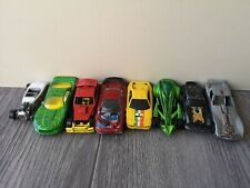 COLLECTION OF 8 HOTWHEELS CARS (Some Vintage)