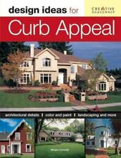 NEW - Design Ideas for Curb Appeal (House Plan Bible) by Megan Connelly