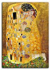 GUSTAV KLIMT Ölbilder 15116 Gemälde Leinwand Ölbild Bild Keilrahmen Bilder